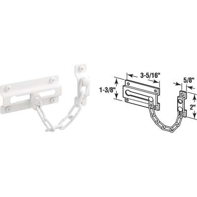 Defender Security White Chain Door Lock