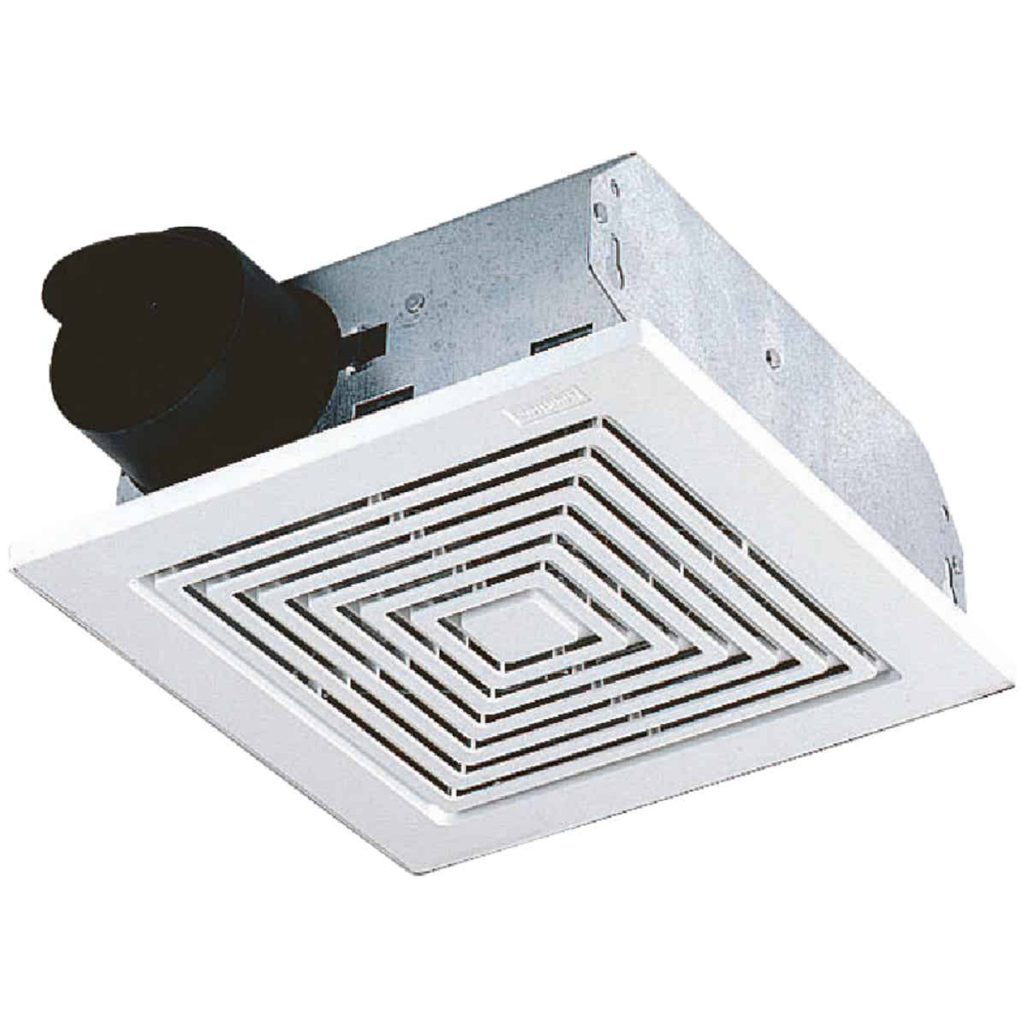Broan 50 CFM 4.0 Sones 120V Bath Exhaust Fan Image 1