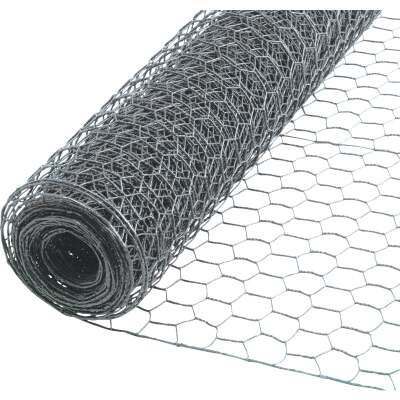 Do it 1 In. x 60 In. H. x 150 Ft. L. Hexagonal Wire Poultry Netting