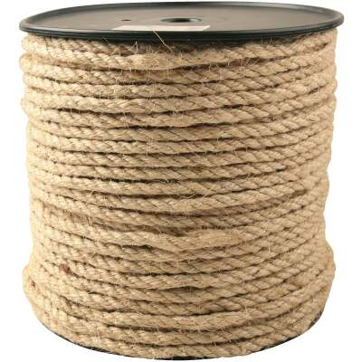 Do it 3/8 In. x 365 Ft. Tan Sisal Fiber Rope
